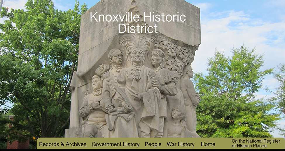 knoxville history