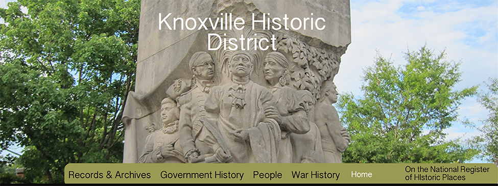 knoxville government history